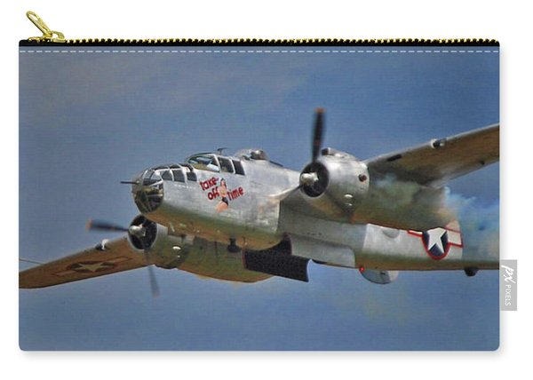 B-25 Take-off Time 3748 Carry-all Pouch