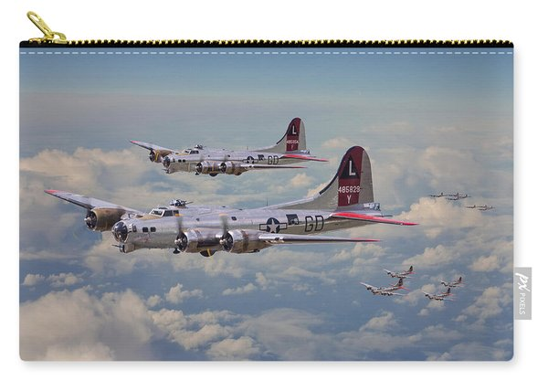 B17- 381st Bomb Group En-route Carry-all Pouch
