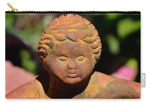 Baby Buddah In Sunlight Carry-all Pouch