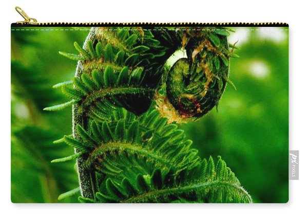 Baby Fern Carry-all Pouch