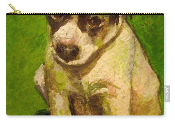 Baby Jack Russel Carry-all Pouch