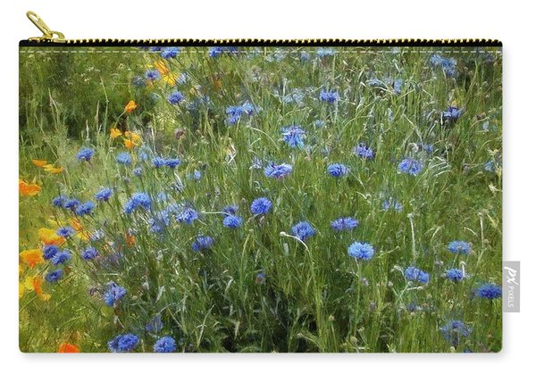 Bachelor's Meadow Carry-all Pouch