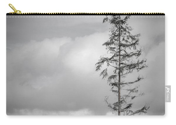Tall Tree View Carry-all Pouch