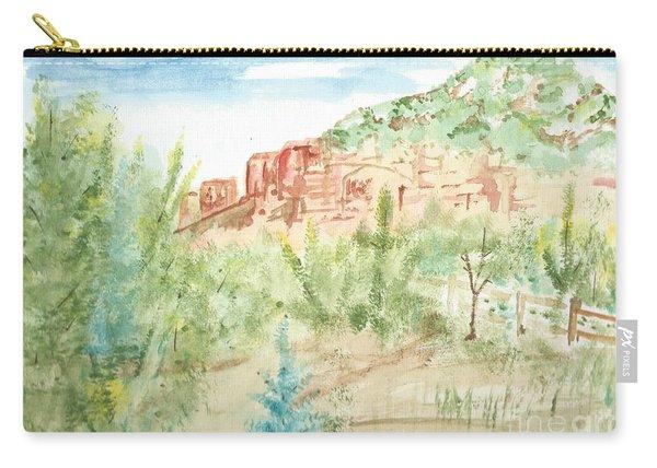 Backyard Sedona Carry-all Pouch