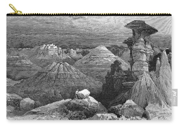 Badlands, 1884 Carry-all Pouch