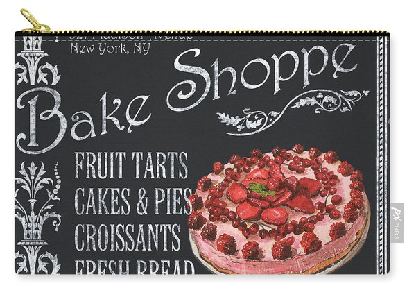 Bake Shoppe Carry-all Pouch
