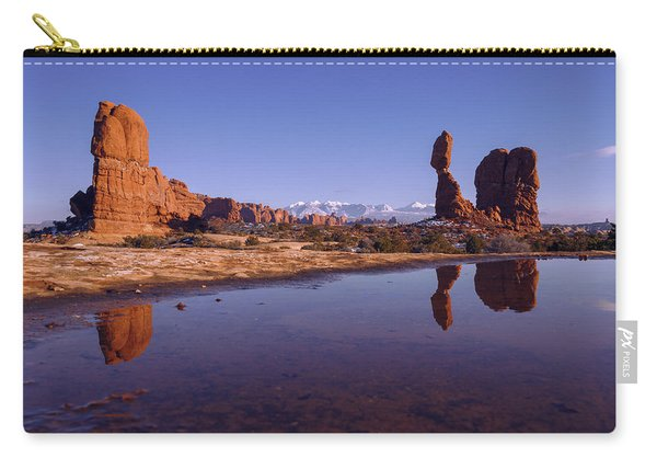 Balanced Reflection Carry-all Pouch