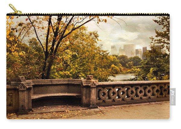 Balcony Bridge Views Carry-all Pouch