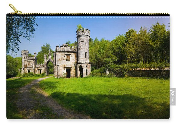 Ballysaggartmore Towers, Lismore Carry-all Pouch