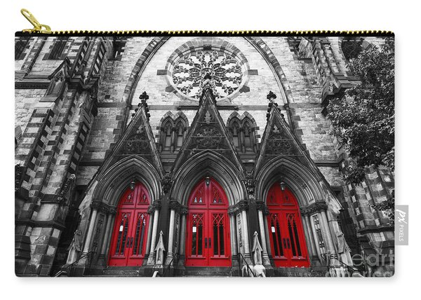 Baltimore Mount Vernon United Methodist Church Carry-all Pouch