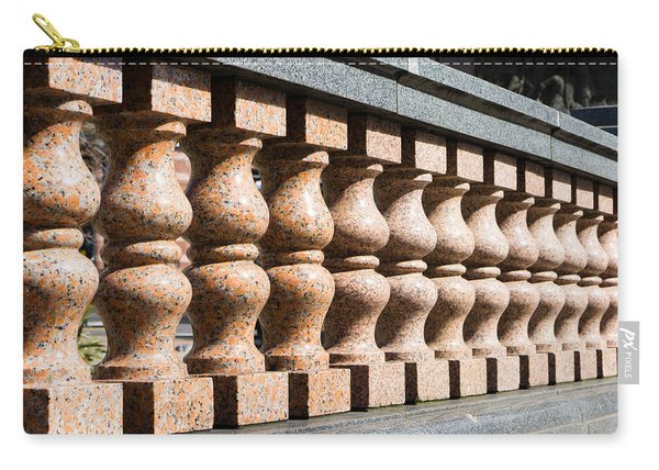 Balustrade Wall Carry-all Pouch