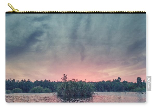 Bamboo Lake Carry-all Pouch