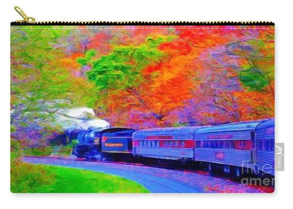 Bang Bang Choo Choo Train-a Dreamy Version Collection Carry-all Pouch