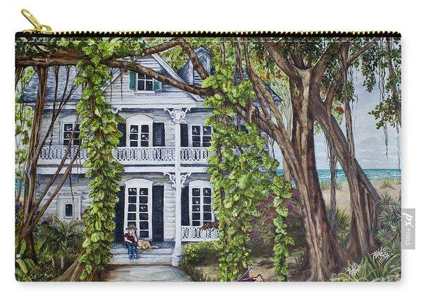 Banyan Beach House Carry-all Pouch