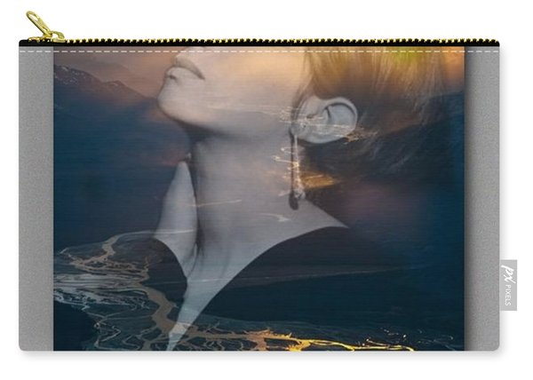 Barbra's Vision Carry-all Pouch