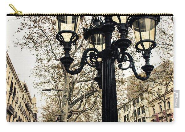 Barcelona - La Rambla Carry-all Pouch