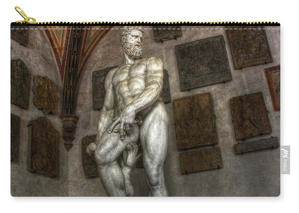 Giambologna's Oceano Carry-all Pouch
