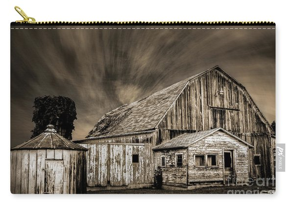 Barn On Hwy 66 Carry-all Pouch