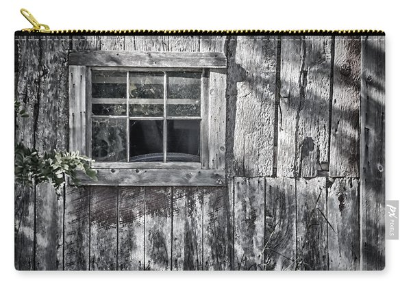 Barn Window Carry-all Pouch