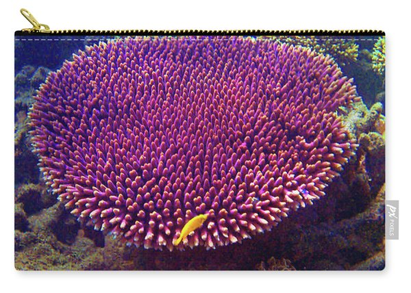 Barrier Reef Coral II Carry-all Pouch