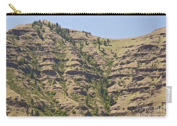 Basalt Flows, Imnaha, Oregon Carry-all Pouch