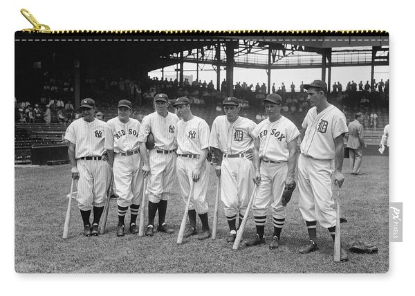 Baseball All Star Sluggers Carry-all Pouch