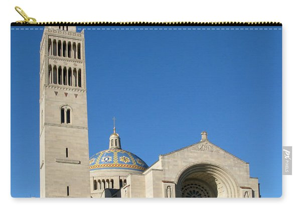 Basilica In Washington Dc Carry-all Pouch