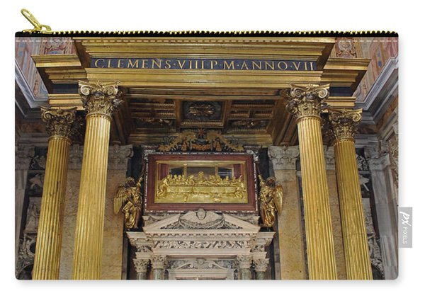 Basilica Of St John Lateran  Carry-all Pouch