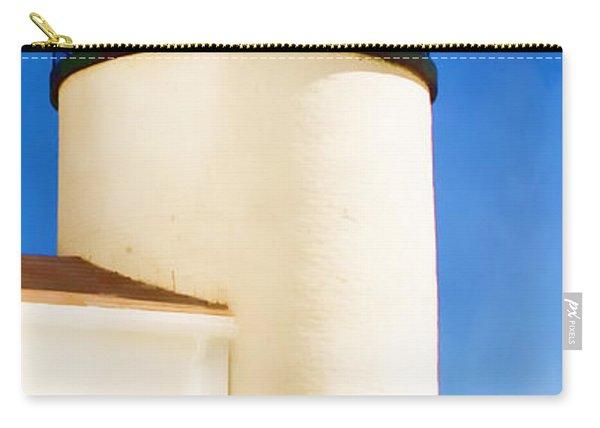 Bass Harbor Head Lighthouse Maine Carry-all Pouch