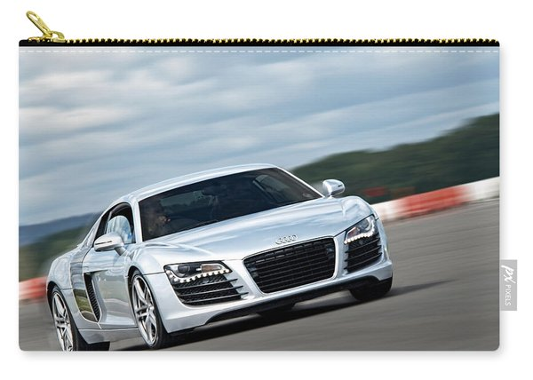 Bat Out Of Hell - Audi R8 Carry-all Pouch