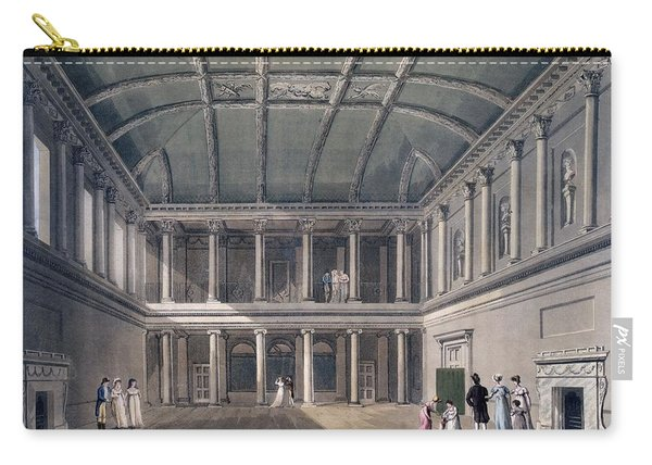 Bath, The Concert Room, From Bath Carry-all Pouch