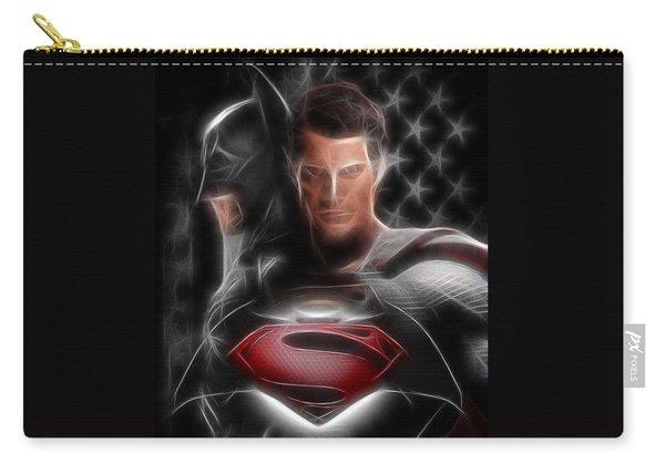 Batman Vs Superman  Carry-all Pouch