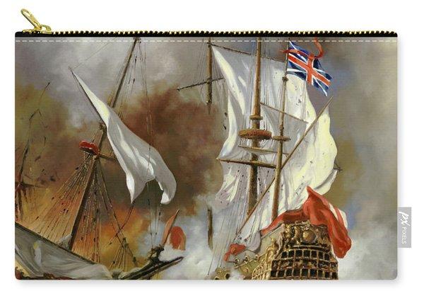 Battaglia Sul Mare Carry-all Pouch