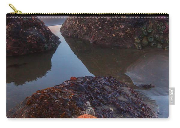 Battle Rock Sunrise Carry-all Pouch