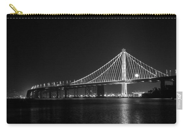 Bay Bridge Moon Carry-all Pouch