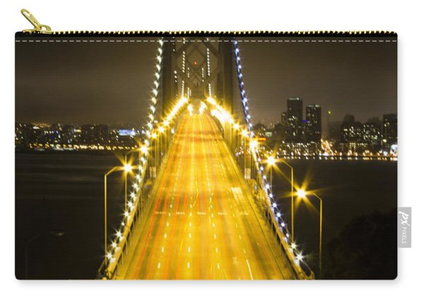 Bay Bridge Traffic Carry-all Pouch