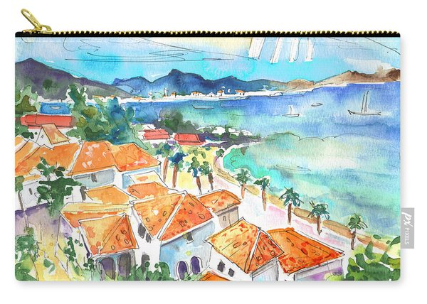 Bay Of Saint Martin Carry-all Pouch