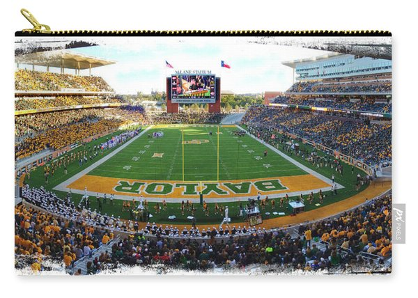 Baylor Gameday No 3 Carry-all Pouch