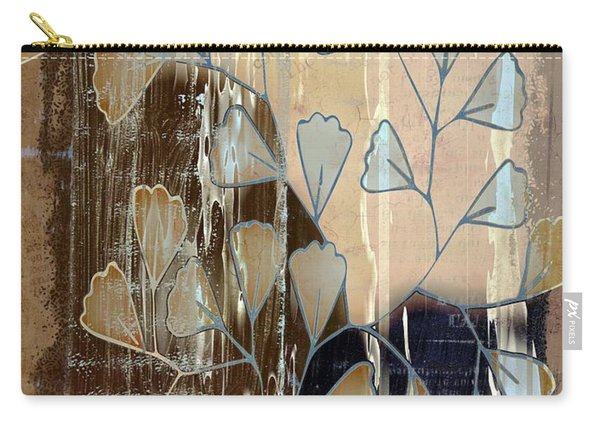 Be-leaf - Beige A05t3a Carry-all Pouch
