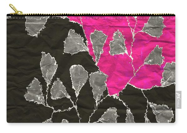 Be-leaf - Pink 03-01at4 Carry-all Pouch