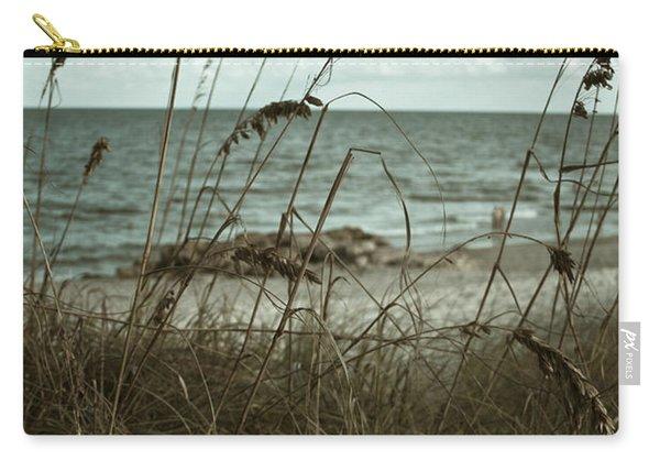 Beach Grass Oats Carry-all Pouch