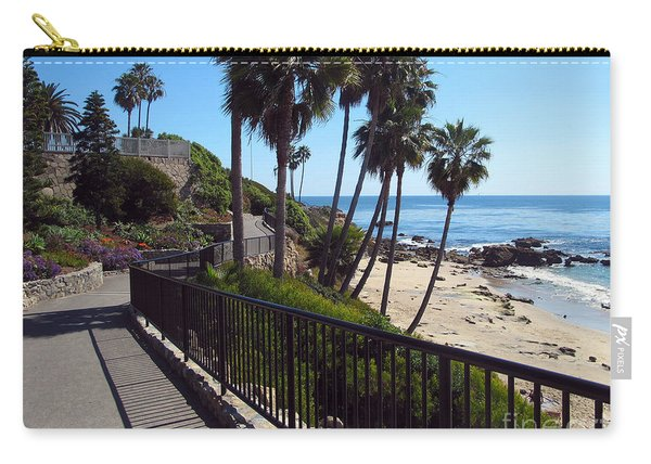 Beach Walkway Carry-all Pouch
