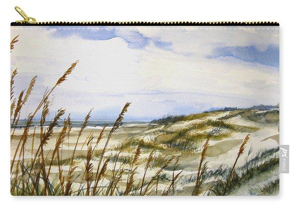 Beach Watercolor 3-19-12 Julianne Felton Carry-all Pouch