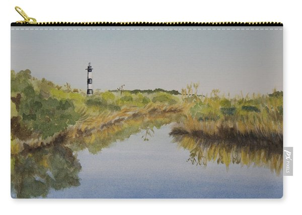 Beacon On The Marsh Carry-all Pouch
