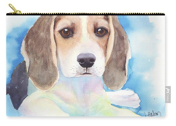 Beagle Baby Carry-all Pouch