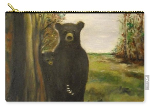 Bear Necessity Carry-all Pouch