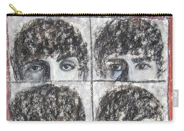 Beatles Hard Day's Night Carry-all Pouch