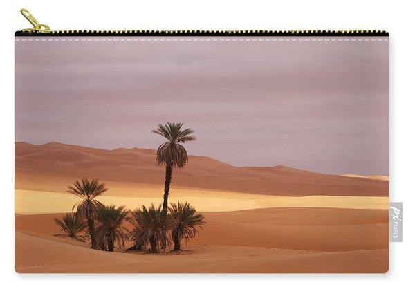 Beautiful Desert Carry-all Pouch