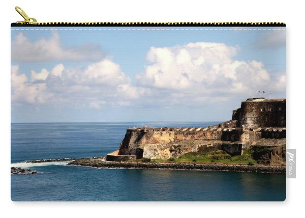 Beautiful El Morro Carry-all Pouch