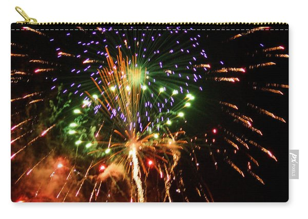 Beautiful Fireworks Works Carry-all Pouch